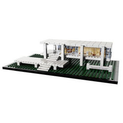 Farnsworth House Lego Set