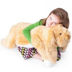 Bedtime Bunny Body Pillow