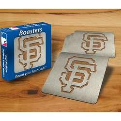 San Francisco Giants Boaster Coasters