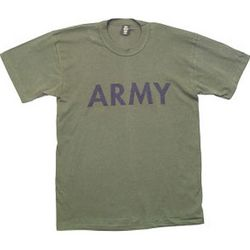Olive Drab Army T-Shirt