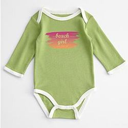 Baby's Beach Girl Bodysuit