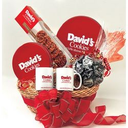 David's Cookies Grande Cookie Gift Basket