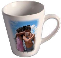 Custom Photo 12oz Latte Mug