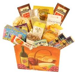 Taste of America Deluxe Gift Basket