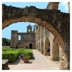 San Antonio Mission Trail Tour