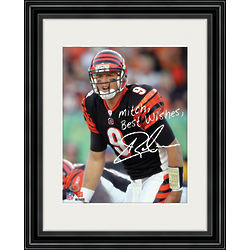 Carson Palmer Personalized Framed Photo