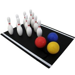 Lucky Strike Golf Bowling Game