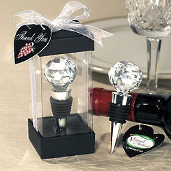 Golf Ball Wine Bottle Stopper