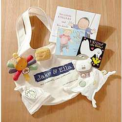 Hello Baby Deluxe Gift Set for New Baby