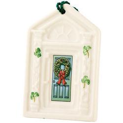 Dublin Doorway Ornament