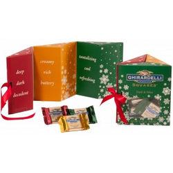 Holiday Trio Chocolate Squares Box