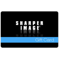 Sharper Image Gift Card