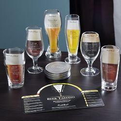 Aspiring Connoisseur Beer Tasting Set