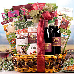 Cliffside Vineyards Duo Gift Basket