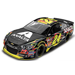 Jeff Gordon NASCAR 2014 Axalta Coating Systems Diecast Car