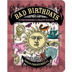 Bad Birthdays Book