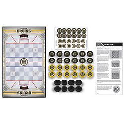 Boston Bruins Checkers
