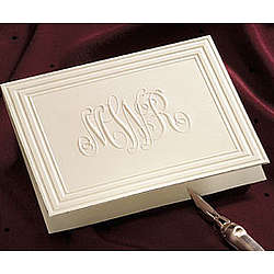 Classic Frame Monogram Notes