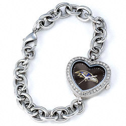 Heart Series Baltimore Ravens Team Watch