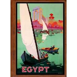Egypt 1 Travel Art Handmade Leather Photo Album