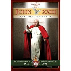 John XXII - The Pope of Peace DVD
