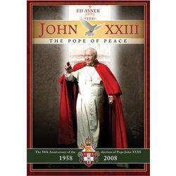 John XXII - The Pope of Peace DVD