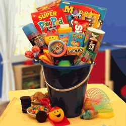 Summer Fun Activity Pail