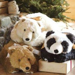Bear Hug Stuffed Body Pillow