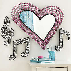 3-Piece Musical Note Set