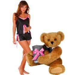 Teddy Bear with a Teddy