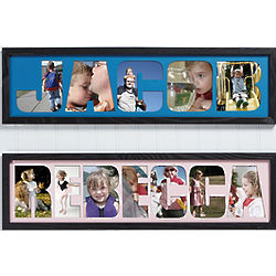 It's Me Personalized Photo Name Collage Frame