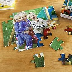 Kid's Custom Photo 25-Piece Puzzle