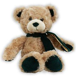 Hunter Green Velvetina Teddy Bear