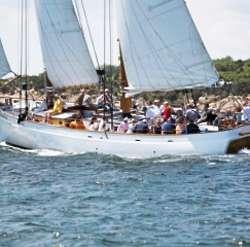 Newport Harbor Schooner Sailing Tour for 1