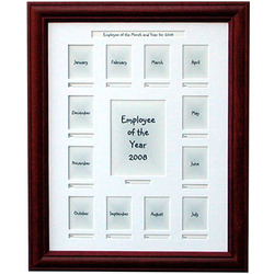 Employee of the Month Frame
