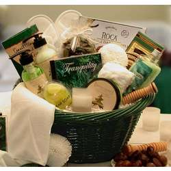 Spa Luxuries Bath Hamper