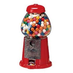 "12"" Junior Gumball Machine"