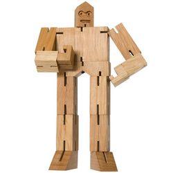 Julien Cubebot Wooden Puzzle