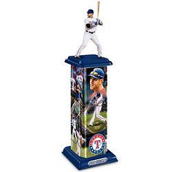 MLB Texas Rangers Josh Hamilton Collectible Sculpture