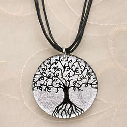 Plant Your Roots Necklace