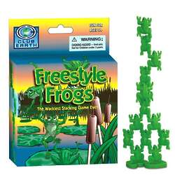 Freestyle Stacking Frogs Game
