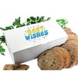 Best Wishes Gourmet Cookie Gift Box