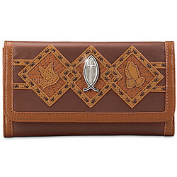 Symbols of Faith Women's Wallet
