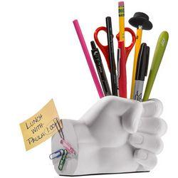 Hand Pen Holder and Desk Organizer