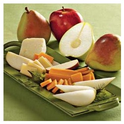 Pearsnapples and Cheeses Package