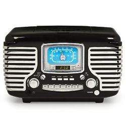 Corsair CD Player and Radio in Black
