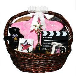 Mega Walk of Fame Star Gift Basket