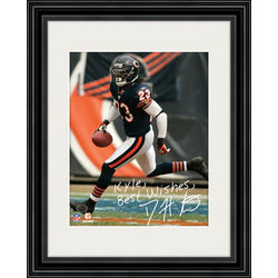 Devin Hester Personalized Player Picture