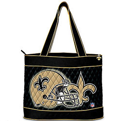 New Orleans Saints Tote Bag