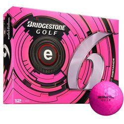 Bridgestone e6 Pink Golf Balls
